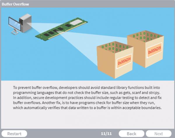 Buffer Overflow Interactive