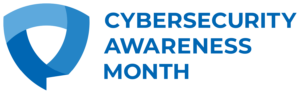 Cybersecurity Awareness Month Logo