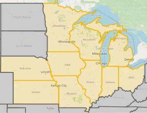 CAE Midwest Regional Hub